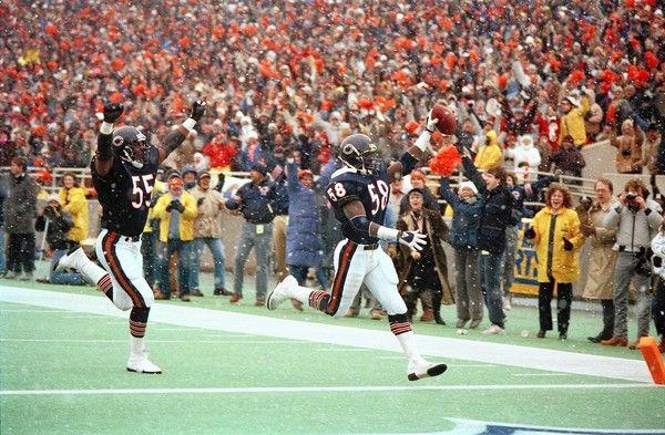 #Otis Wilson #Chicago Bears
