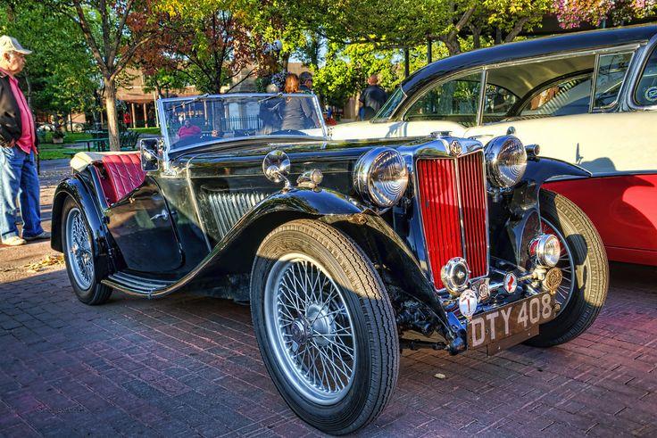 1949 MG TC Roadster | Flickr - Photo Sharing!