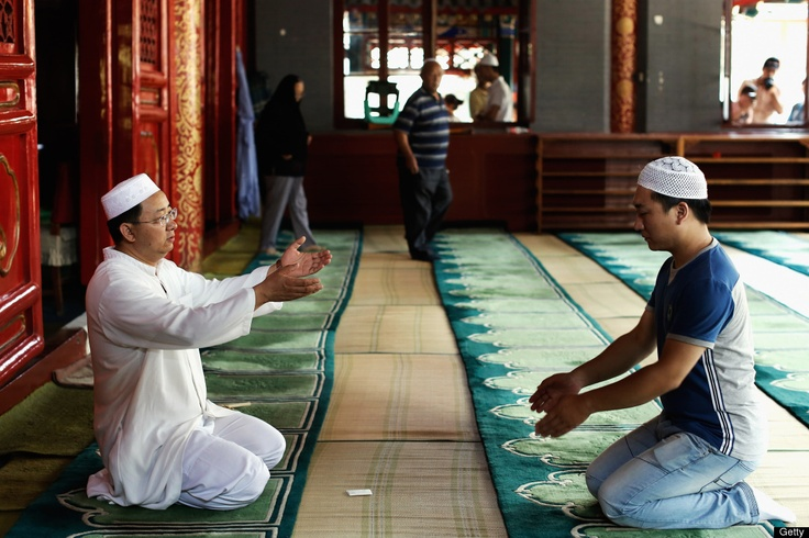Muslims In Beijing Celebrate Eid