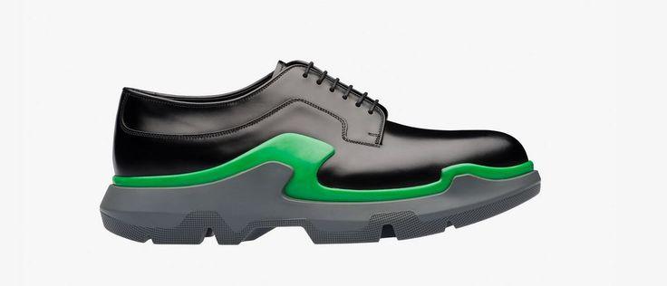 Scarpe Prada Uomo 2016: quanto costano i Modelli della nuova Collezione scarpe Prada uomo 2016