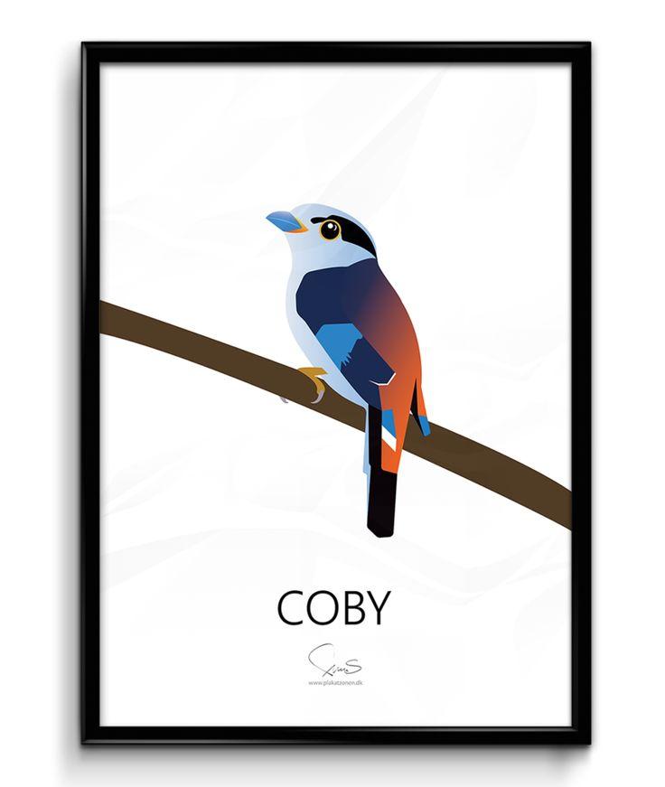 COBY ( A2 42x59,40 Cm )