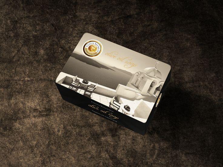 Soap Packaging for Venus Secrets
