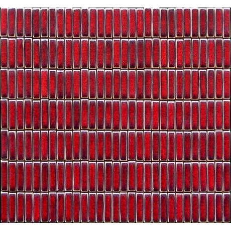 Ardea Mozaika Ceramiczna Stick Red 300x305