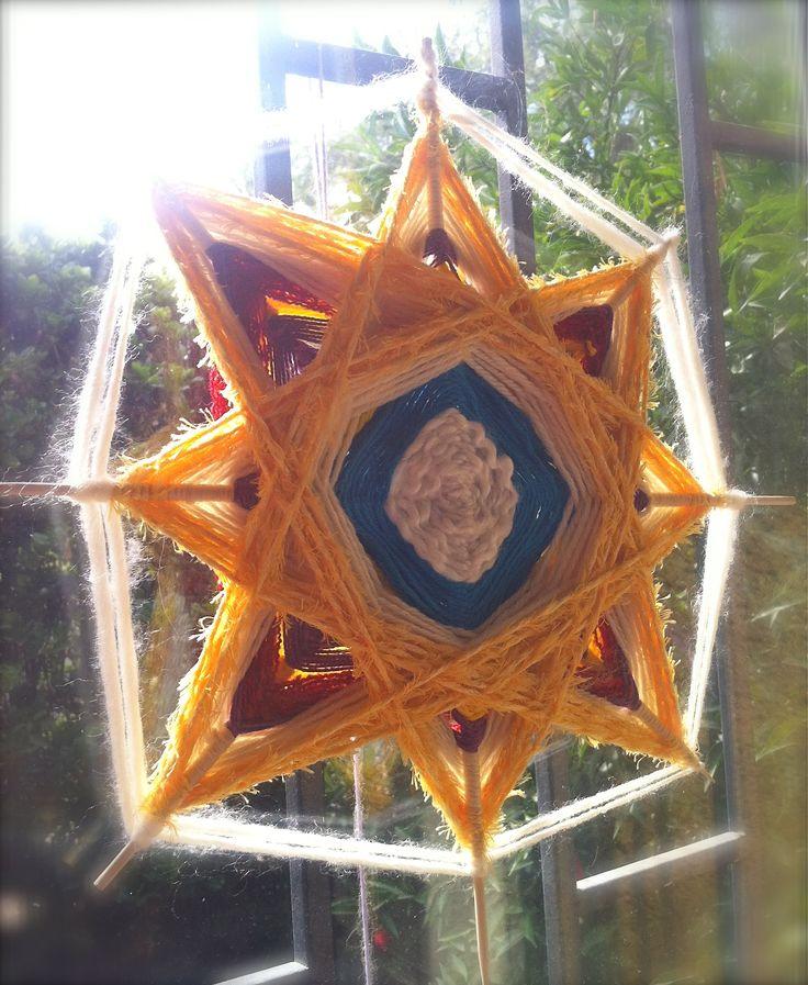 estrella... luz para el hogar.