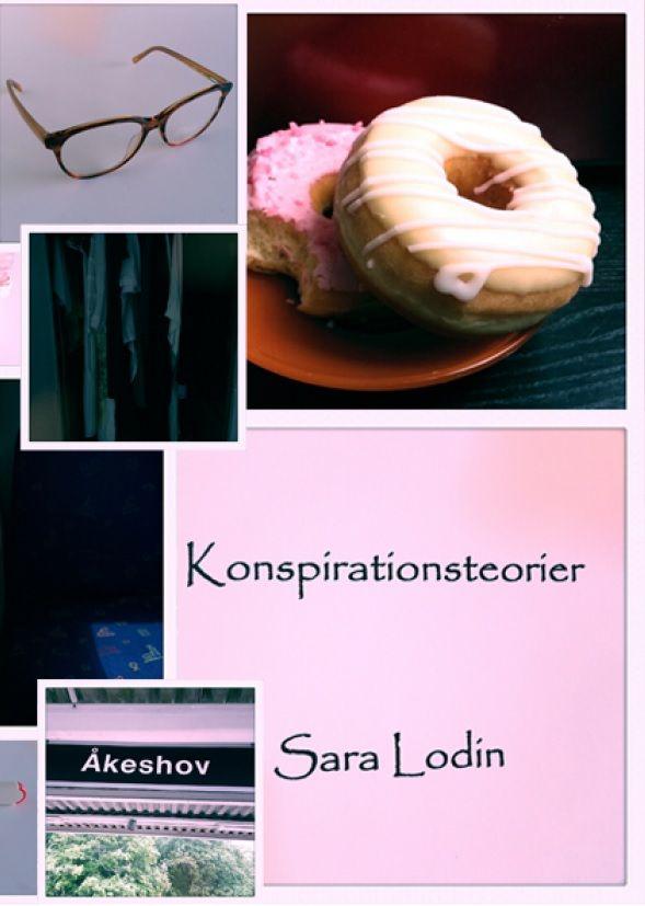 Konspirationsteorier av Sara Lodin - https://www.vulkanmedia.se/butik/barnbocker/skonlitteratur-barnbocker/konspirationsteorier-av-sara-lodin/
