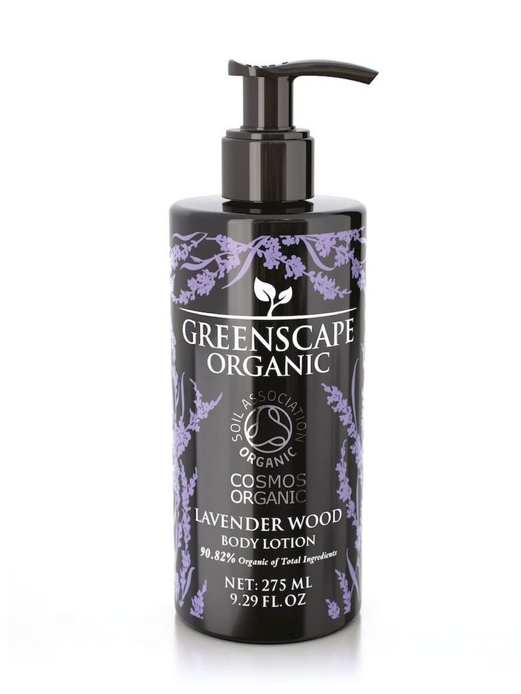 Greenscape Organic offers a body cream that is made using nourishing organic ingredients including aloe vera, vitamin E, sunflower oil, shea butter and cocoa butter.  Choose your fragrance from Lavender Wood, Rose & Geranium, Mint & Bergamot and Grapefruit & Lime.  Greenscape Organic offers high-end, luxury skincare with the official Soil Association COSMOS-standard organic certification.