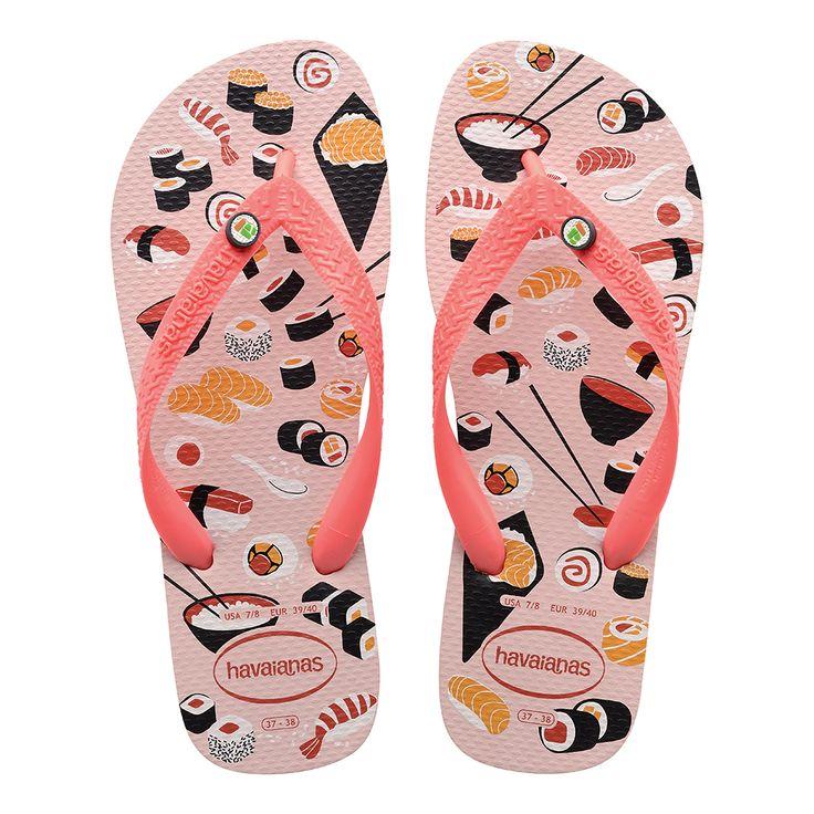 Zapatos rosas Havaianas infantiles iZhhl4rT6a