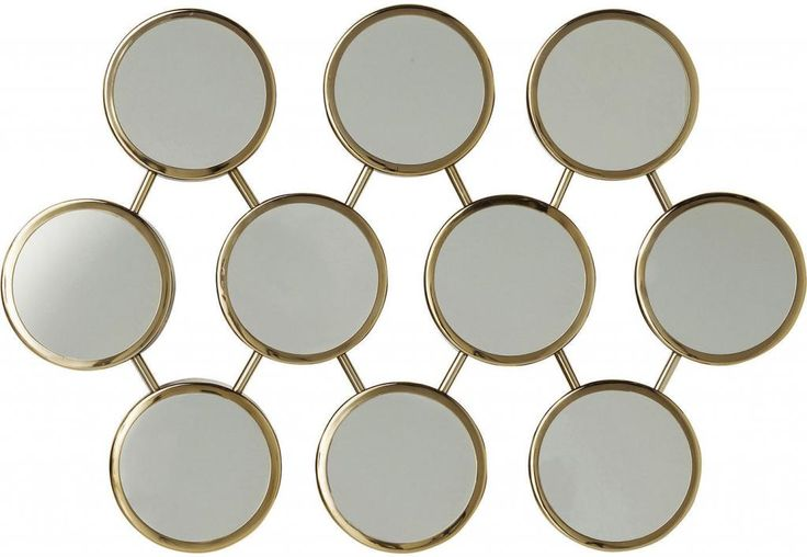 Spiegel Geometrix - - Kare Design