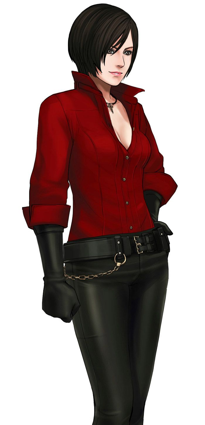 Ada Wong from Project X Zone 2