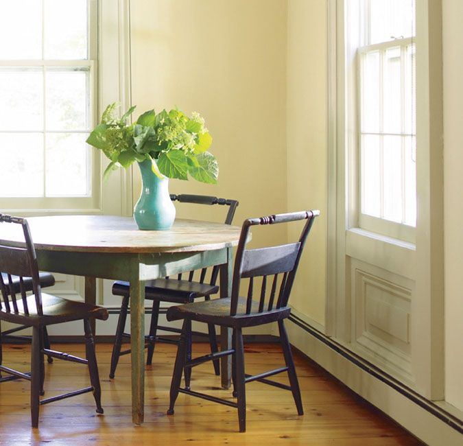 Dining room colors benjamin moore