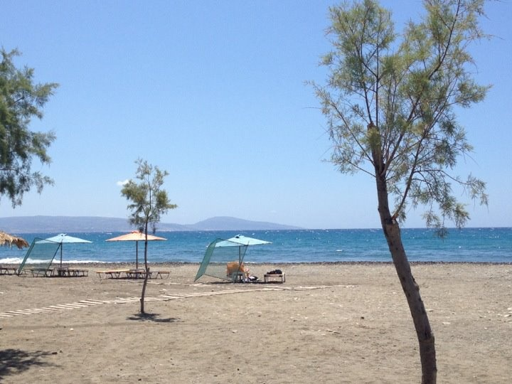 ... somewhere in lovely south Crete!