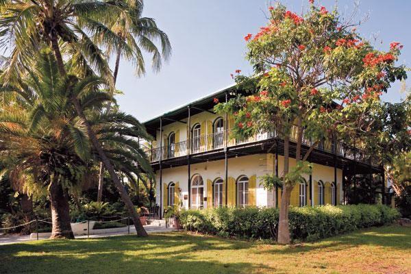 Key West, Florida.  July 2008.  Daiquiris, Hemingway, The Sun. What a great trip.