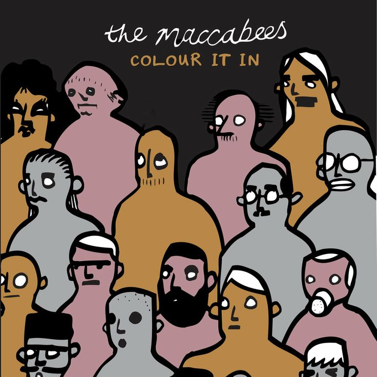 The Maccabees - Colour It In (2007)