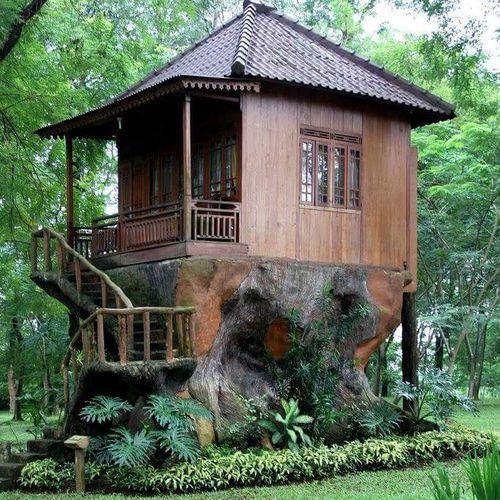 die besten 17 bilder zu wooden houses auf pinterest, Hause ideen