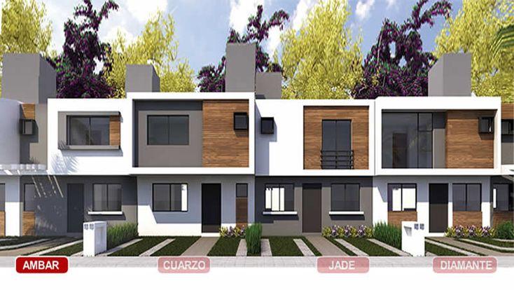 Casas en Queretaro - Casas en Venta Queretaro en Riscos de Zakia - Casas en Venta Modelo Ambar