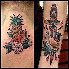 Occasional Piercing, Hawaiian Tattoo, Neo Traditional Tattoos, Tattoos Piercings, Tattoo, Stunning Tattoos, Tatoo