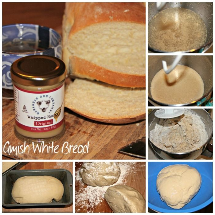 Best white bread recipe I've ever used! Just a touch of ...