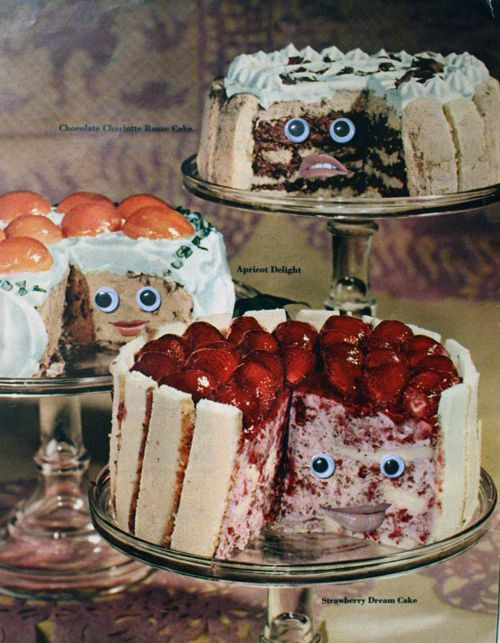 scaredy cakes: Alejandra Villasmil, Dreams Cakes, Caek Cakes, Food Bit, Faces Cakes, Eye Cakes, Scared Cakes, Googly Eye, Googley Eye