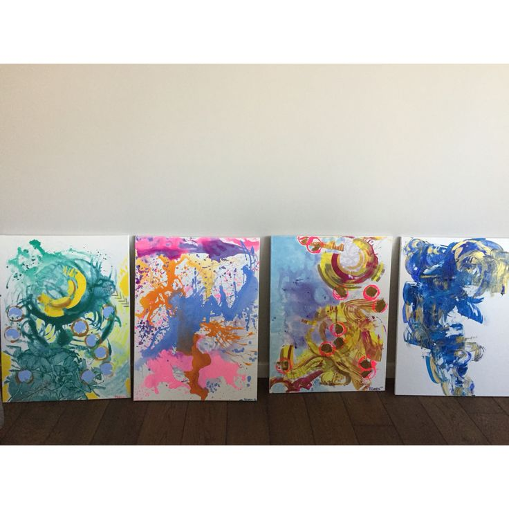The seasons by PAULINA MARTA ELERYK september 2016 // acrylic 60x80cm