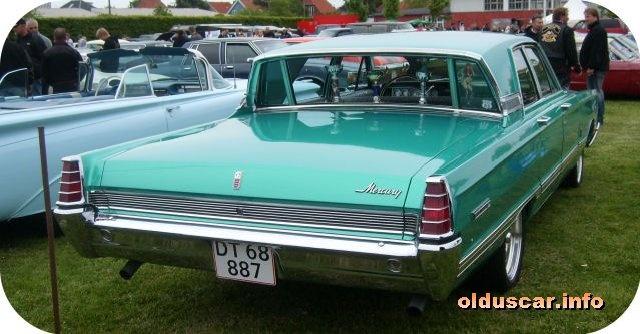 1966 Mercury Park Lane Breezway 4d Sedan back.jpg 640×334 ...