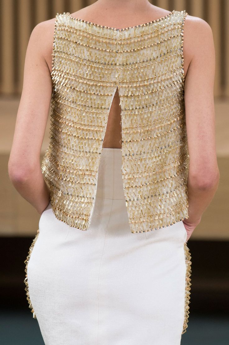 Chanel at Couture Spring 2016 - Livingly