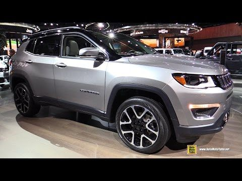 2018 Jeep Compass Limited - Exterior and Interior Walkaround - 2017 Detroit Auto Show - YouTube