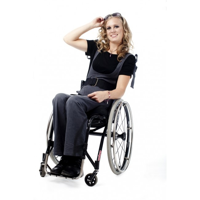 how to call people with wheelchair