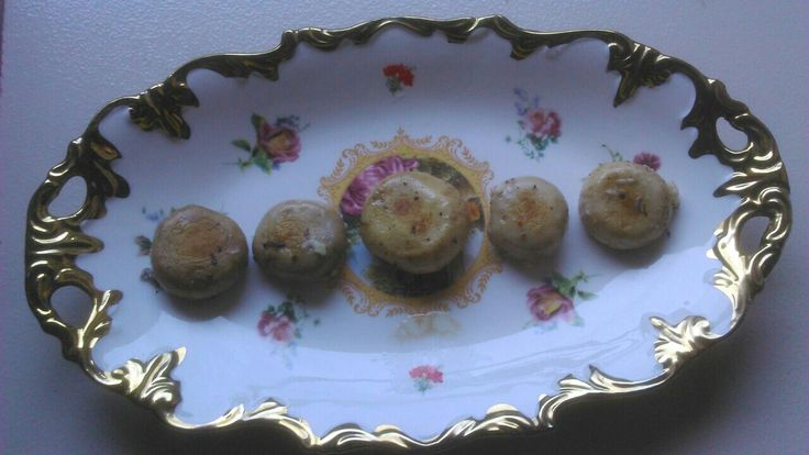 #Mushroom # stuffedmushroom #starter
