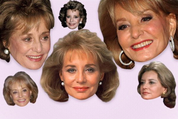 How Barbara Walters Invented the Internet - The Cut