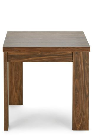 Buy Mode® Walnut 4-6 Seater Square To Rectangle Dining Table from the Next UK online shop