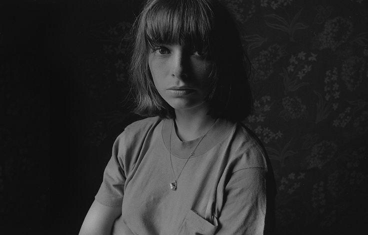 Peggy, Lac Hickey, Quebec, 1972