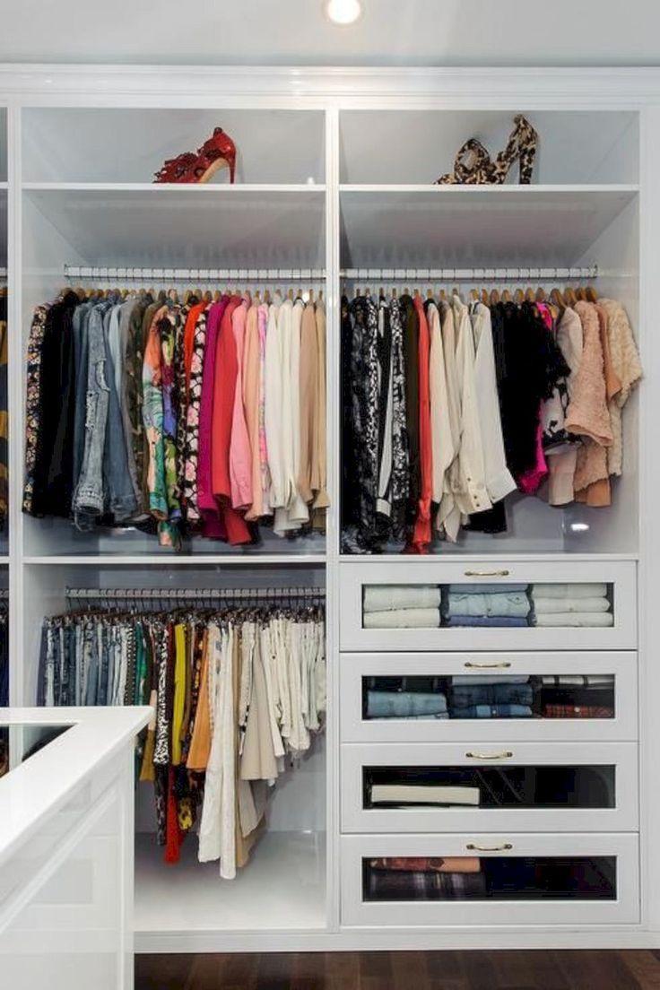 Wardrobe Storage Ideas 25  Closet decor, Closet remodel, Master