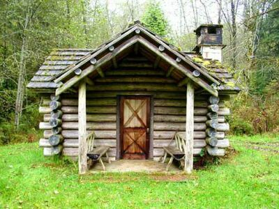 When I'm 92: Guest Cottages, Guest House, Little Cabins, Rustic Decor, Cabins Fever, Logs Cabins, Tiny Cabins, Small Cabins, Cabins Interiors