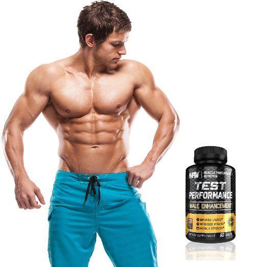 Amazon.com: Лучший Тестостерон ракета-носитель и формула мужчины повышение для мужчин мышечными Nutrition Performance - Увеличивает Тестостерон выносливости, роста мышц, энергии и увеличить ваши Либидо с тестовыми Performance !: Здоровье & личной гигиены