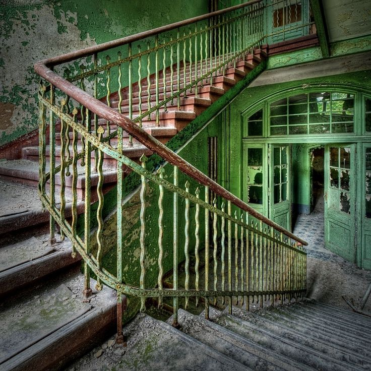 Abandoned Buildings In Amsterdam Ny: 17 Best Images About Abandoned Asylums/Hospitals On
