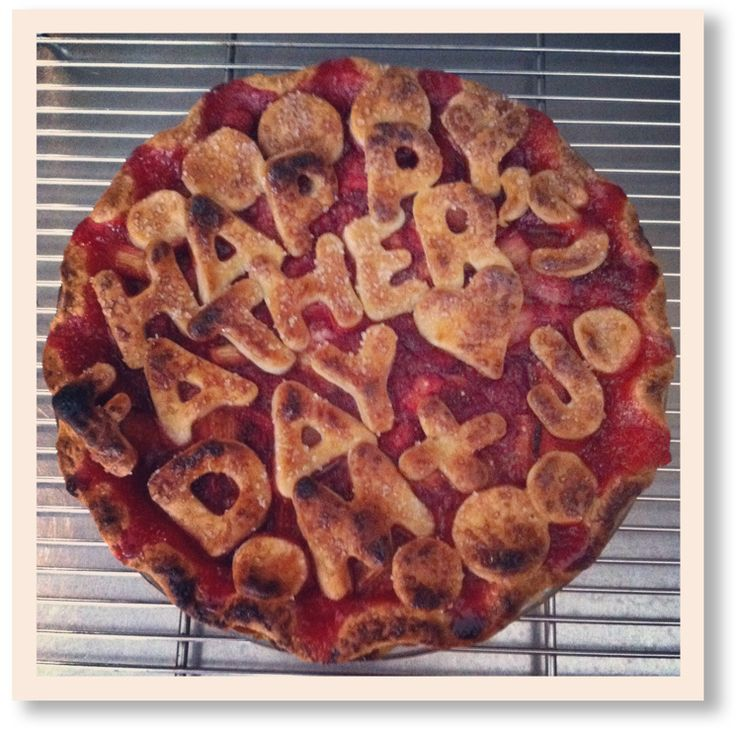marivelous.me - fathers daypie - so cute!#Repin By:Pinterest++ for iPad#