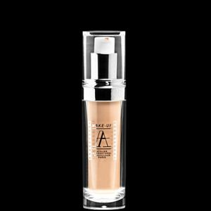 Waterproof Liquid Foundation - Recommended by GossMakeupArtist for oily skin; totally matte and it won't go anywhere!
