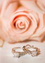 My Wedding Rings in Edible Magazine for Two Beautiful Women