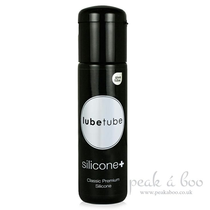 Give Lube Lube Tube Silicone 100ml: Oil free and unscented, latex condom safe, preservative free, dermalogically tested, long lasting, skin kind, for him, for her.