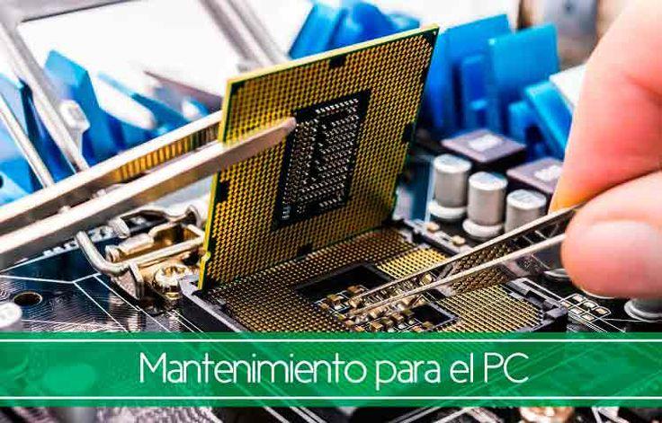 Tips de mantenimiento para el PC