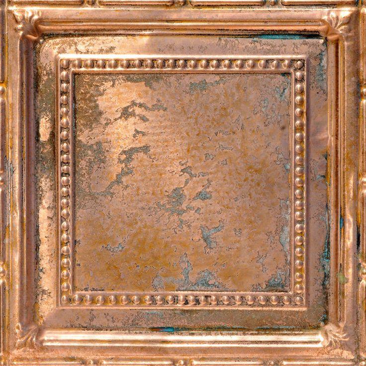 The 25+ best Copper ceiling tiles ideas on Pinterest ...