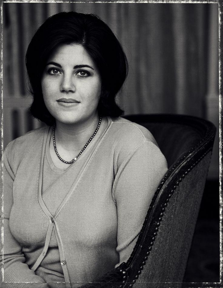 Monica Lewinsky par Alain Duplantier © 2012