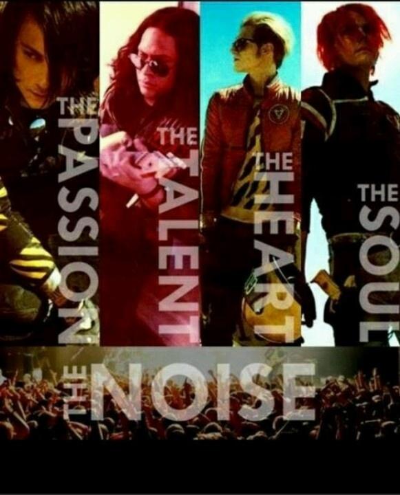 My Chemical Romance Presents: The True Lives Of The Fabulous Killjoys
