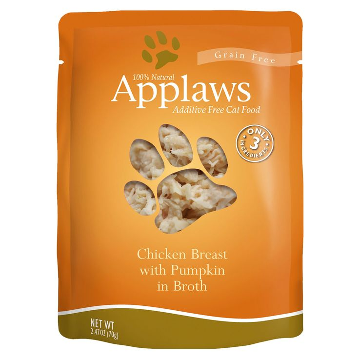 Applaws wet cat food natural limited ingredient grain