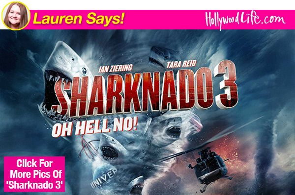 'Sharknado 3: Oh Hell No' Drinking Game — Rules & DrinkSuggestions