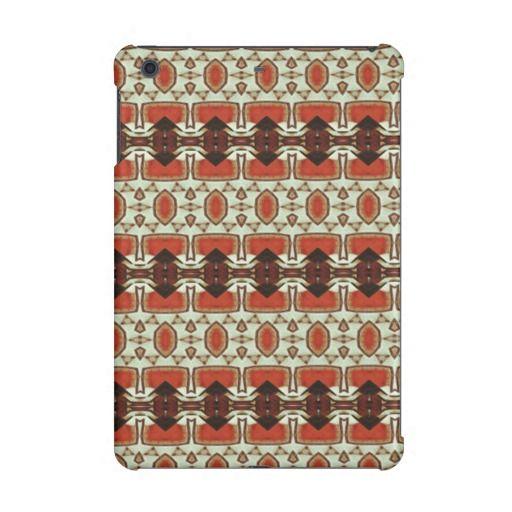 Modern art iPad mini cases
