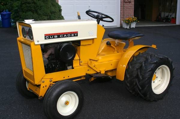 Old International Cub Cadet Lawn Tractor : Best images about garden tractors on pinterest