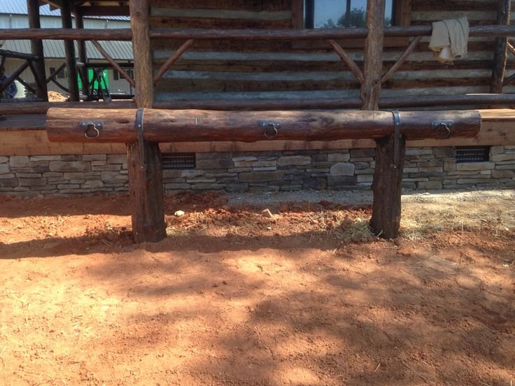 Hitching post for horse's                                                                                                                                                     More