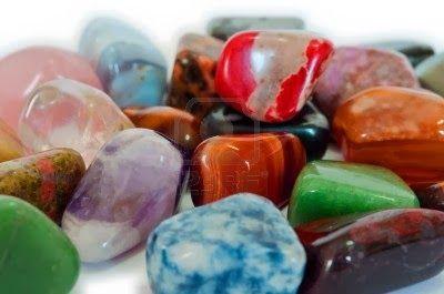 Ajurweda  -  Indyjska i Tybetańska Medycyna Tradycyjna Zioła Terapie naturalne - Uzdrawianie: Lecznicze właściwości kamieni