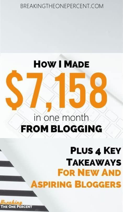How We Made $7,158.11 Blogging Last Month (Income Report) – JaNaye Ashley